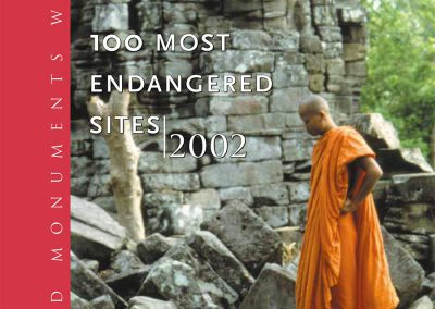 2002 – 100 Most Endangered Sites. WORLD MONUMENTS WATCH. USA