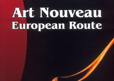 2007 – Art Nouveau European Route. Barcelona, Spain