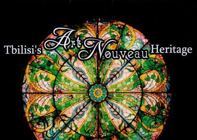 2008 – Tbilisi's Art Nouveau Heritage. A 15-month Calendar