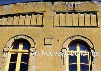 2011 – Art Nouveau Buildings. Cities of Tbilisi, Batumi, Kutaisi, Poti, and Dusheti, Georgia. WMF, USA